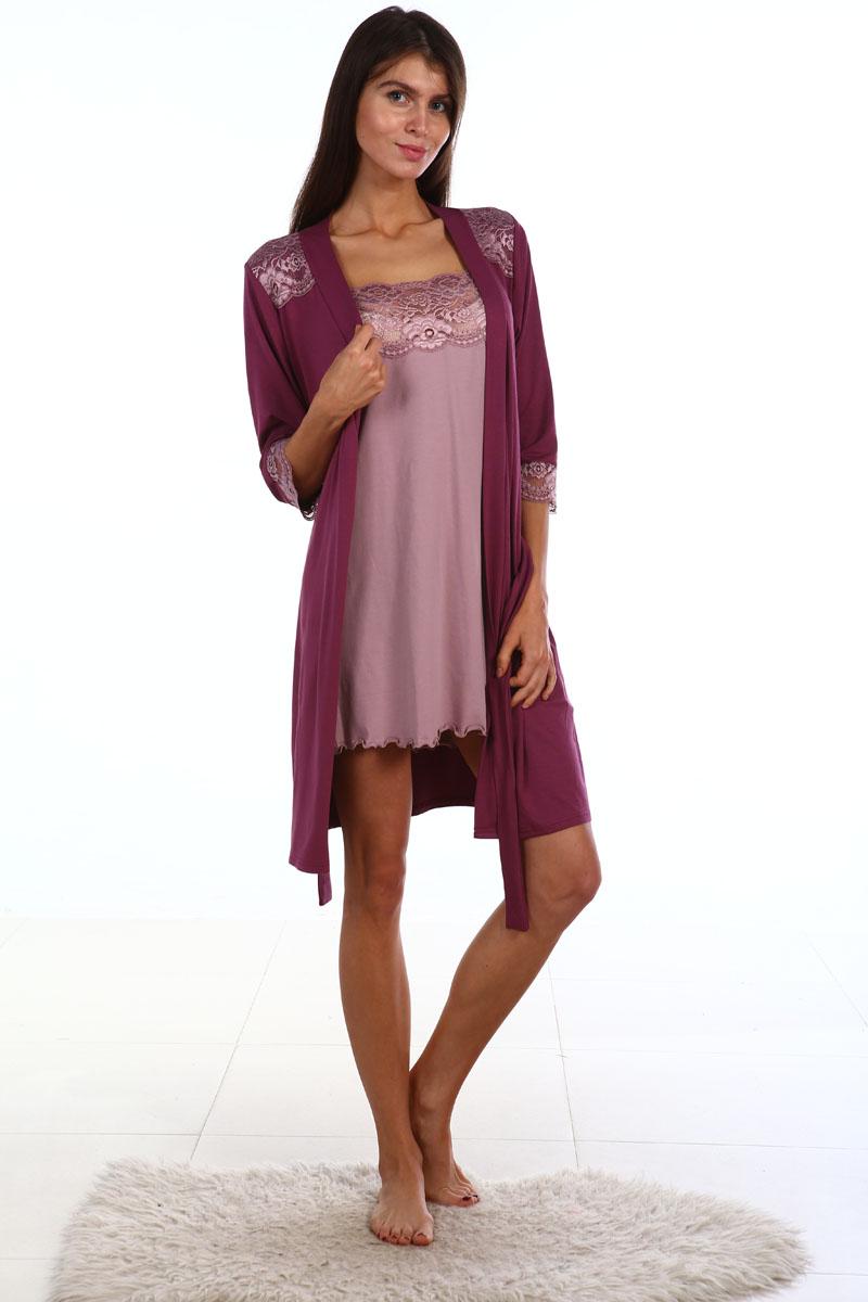 Женская одежда и нижнее белье оптом и в розницу - Лилия Модель 025 коричневый